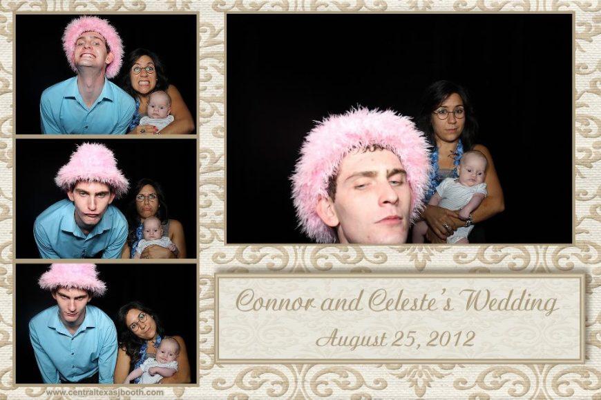 first night we met, with somone else's baby (sweet sweet Teo)